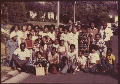 The Whole Gang - 4th of July 1976
